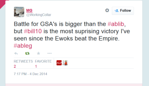 ewoks defeat empire tweet